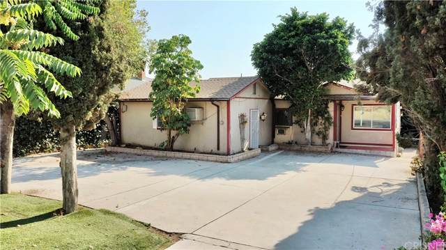 13388 Foothill Boulevard, Sylmar, CA 91342 (#SR21208853) :: Mark Nazzal Real Estate Group