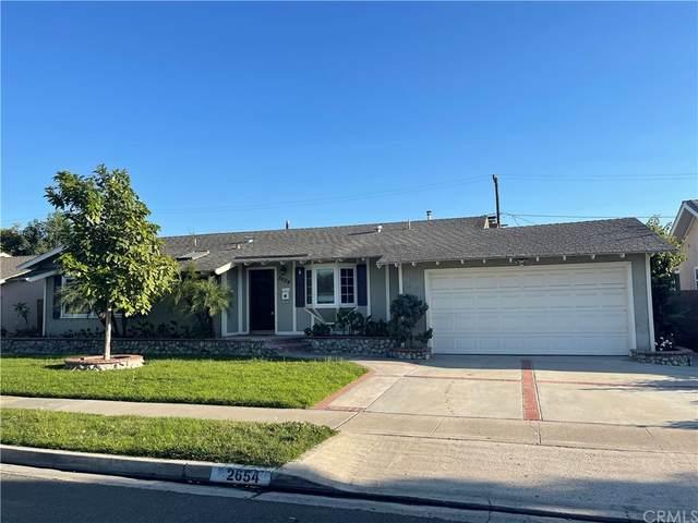 2654 W Stonybrook Drive, Anaheim, CA 92804 (#PW21208854) :: Cochren Realty Team | KW the Lakes