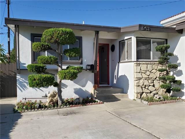 1253 W 140th Street, Gardena, CA 90247 (#SB21208806) :: Wendy Rich-Soto and Associates