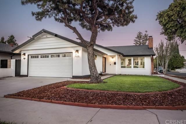 7930 Oakdale Avenue, Winnetka, CA 91306 (#SR21208731) :: Corcoran Global Living