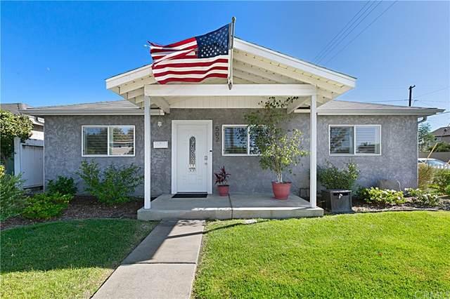 502 E 223rd Street, Carson, CA 90745 (#SB21200944) :: Necol Realty Group