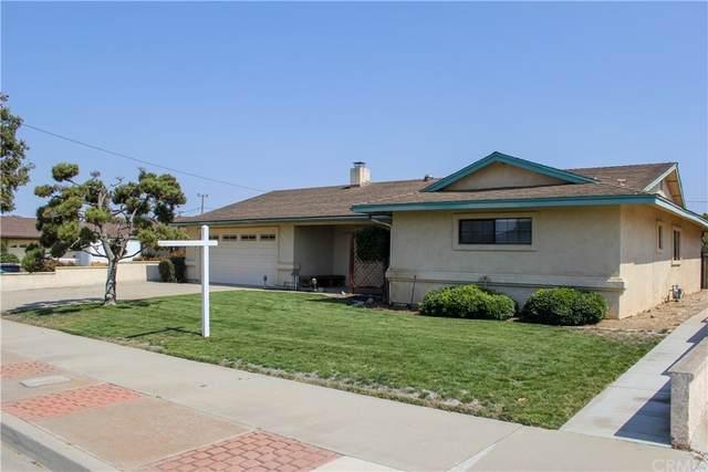 4456 Dancer Avenue, Santa Maria, CA 93455 (#PI21207990) :: Latrice Deluna Homes