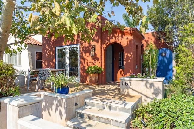 151 Corona Avenue, Long Beach, CA 90803 (#PW21190924) :: Wendy Rich-Soto and Associates
