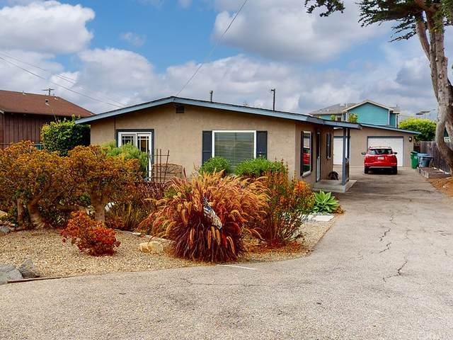 99 13th Street, Cayucos, CA 93430 (#SC21193579) :: Swack Real Estate Group   Keller Williams Realty Central Coast