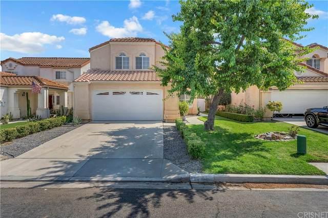 616 Sedgeworth Court, Simi Valley, CA 93065 (#SR21208872) :: Swack Real Estate Group | Keller Williams Realty Central Coast