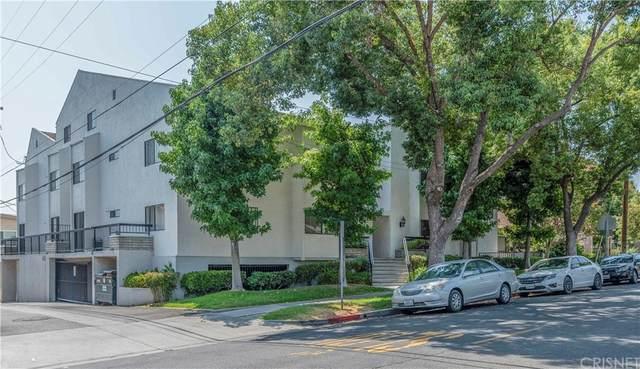 611 S 6th Street, Burbank, CA 91501 (#SR21208895) :: Jett Real Estate Group