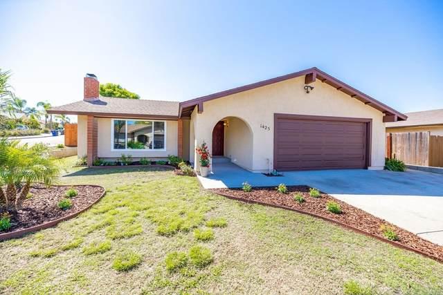 1425 Cottonwood Court, San Marcos, CA 92069 (#NDP2110966) :: Corcoran Global Living