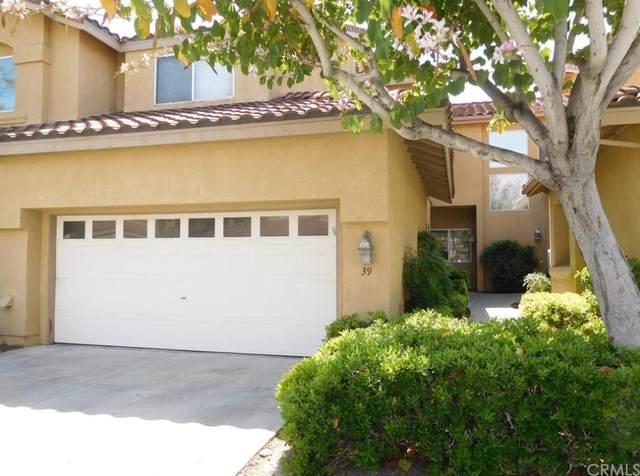 39 Tortuga Cay, Aliso Viejo, CA 92656 (#OC21208736) :: Legacy 15 Real Estate Brokers