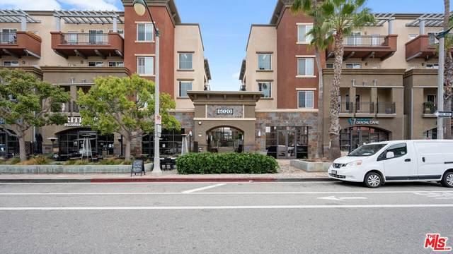 6020 Seabluff Drive #224, Playa Vista, CA 90094 (#21785400) :: Team Tami