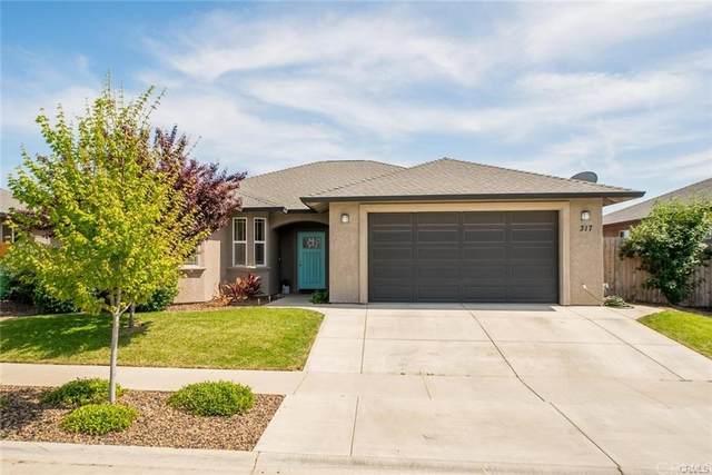 317 Antelope Creek Avenue, Chico, CA 95973 (#SN21203186) :: Randy Horowitz & Associates