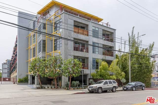 4141 Glencoe Avenue #214, Marina Del Rey, CA 90292 (#21777682) :: Legacy 15 Real Estate Brokers