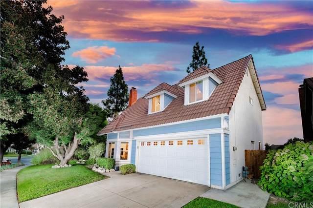 11551 Mt Baldwin, Rancho Cucamonga, CA 91737 (#CV21208426) :: Randy Horowitz & Associates