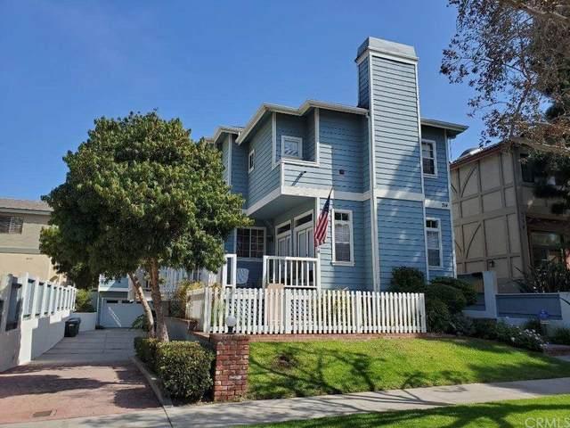 714 S Broadway B, Redondo Beach, CA 90277 (#SB21207650) :: Wendy Rich-Soto and Associates