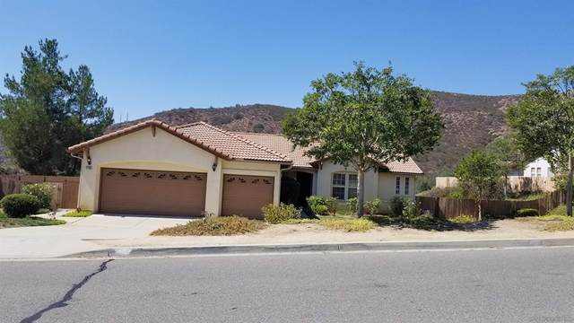 17106 Arena Way, Ramona, CA 92065 (#210026840) :: Mark Nazzal Real Estate Group