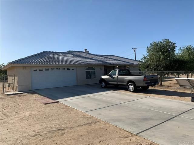 11970 Oakwood Avenue, Hesperia, CA 92345 (#IV21209032) :: Corcoran Global Living