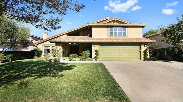 10508 Churchill Avenue, Chatsworth, CA 91311 (#SR21202996) :: Corcoran Global Living
