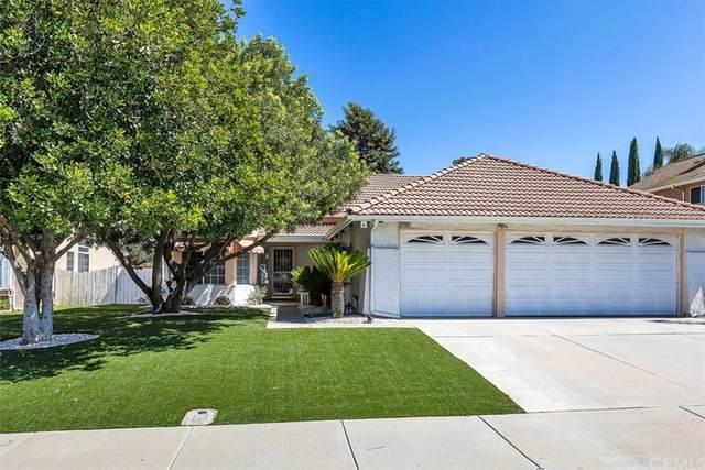 31102 Larchwood Street, Menifee, CA 92584 (#SW21209045) :: Swack Real Estate Group | Keller Williams Realty Central Coast