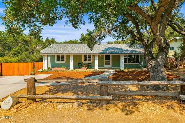 569 Tico Road, Ojai, CA 93023 (#V1-8520) :: Swack Real Estate Group | Keller Williams Realty Central Coast