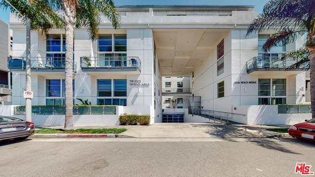 13326 Beach Avenue #103, Marina Del Rey, CA 90292 (#21757294) :: Veronica Encinas Team