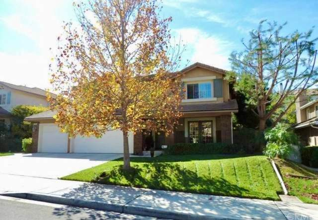 16596 Quail Country Avenue, Chino Hills, CA 91709 (#PW21209054) :: Rogers Realty Group/Berkshire Hathaway HomeServices California Properties