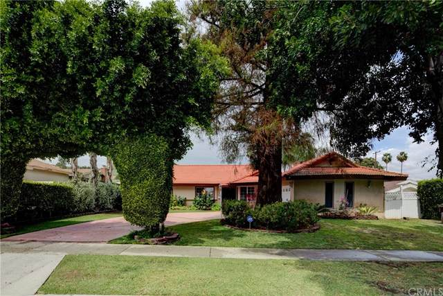 1227 Old Canyon Drive, Hacienda Heights, CA 91745 (#AR21209071) :: American Real Estate List & Sell