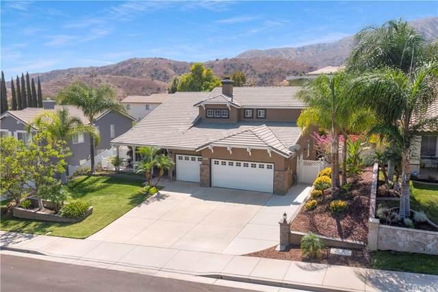 13735 Buckskin Trail Drive, Corona, CA 92883 (#IG21208945) :: Corcoran Global Living
