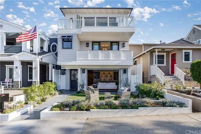 420 5th Street, Manhattan Beach, CA 90266 (#SB21182348) :: Go Gabby