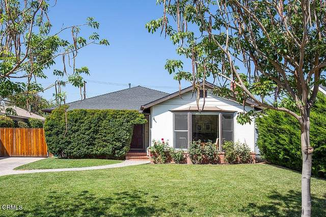 1217 Forest Avenue, Pasadena, CA 91103 (#P1-6769) :: Swack Real Estate Group | Keller Williams Realty Central Coast