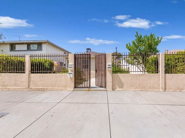 5941 Willowcrest Avenue, North Hollywood, CA 91601 (#BB21208046) :: The Parsons Team