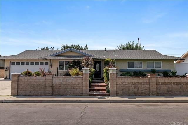 2267 Gloryette Avenue, Simi Valley, CA 93063 (#SR21209027) :: Swack Real Estate Group | Keller Williams Realty Central Coast