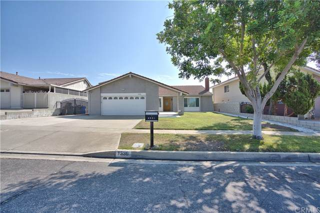 1336 Wilson Avenue, Upland, CA 91786 (#TR21202020) :: Jett Real Estate Group