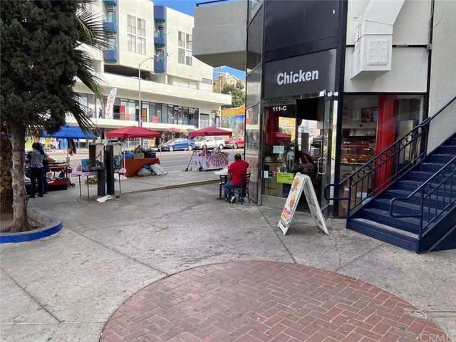 600 S Alvarado Street 111C, Los Angeles (City), CA 90057 (#WS21209131) :: Veronica Encinas Team