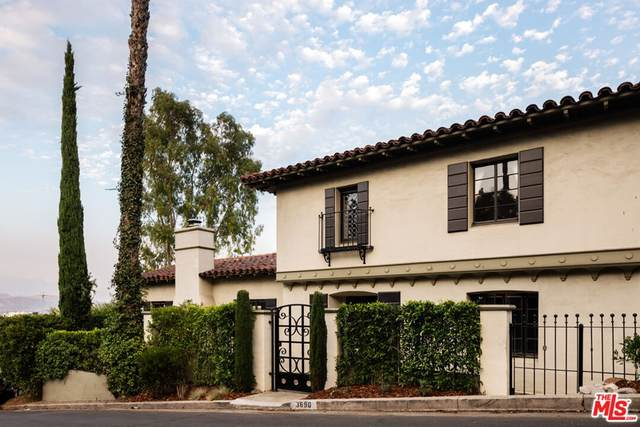 3690 Shannon Road, Los Angeles (City), CA 90027 (#21781912) :: Corcoran Global Living