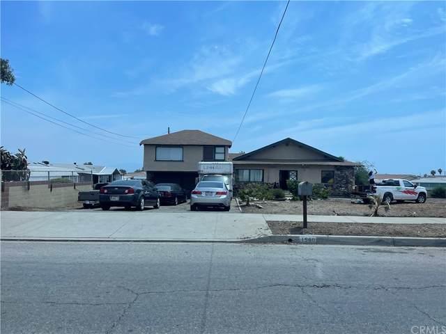 1500 W 13th Street, Upland, CA 91786 (#CV21208092) :: Mainstreet Realtors®
