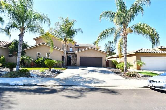 31829 Via Del Paso, Winchester, CA 92596 (#SW21207495) :: Team Forss Realty Group