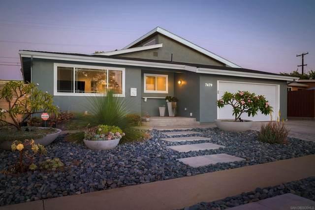 7479 Blix St, Clairemont Mesa, CA 92111 (#210026861) :: Corcoran Global Living