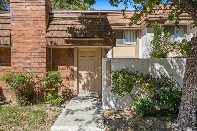 10060 Larwin Avenue #5, Chatsworth, CA 91311 (#SR21207344) :: Necol Realty Group