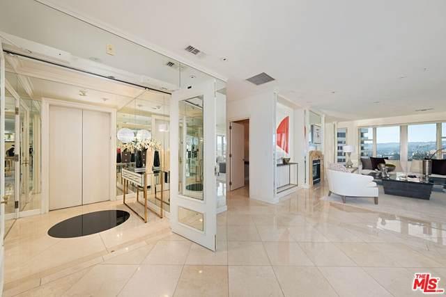 10580 Wilshire Boulevard 18NE, Los Angeles (City), CA 90024 (#21785558) :: Rogers Realty Group/Berkshire Hathaway HomeServices California Properties