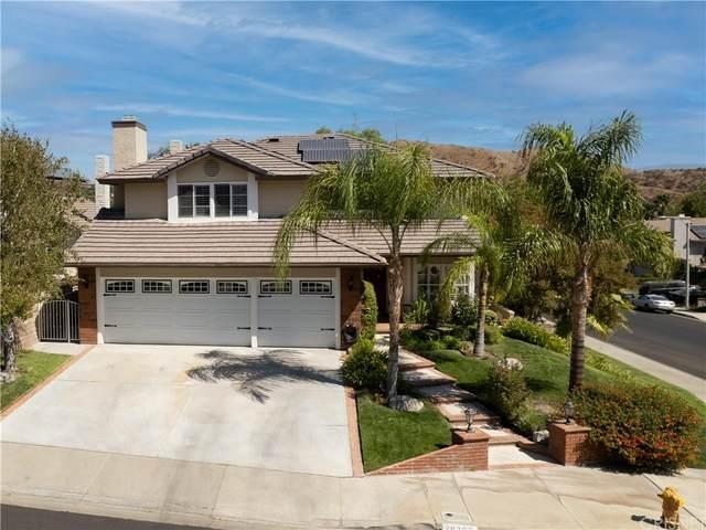 28302 Welfleet Lane, Saugus, CA 91350 (#SR21207515) :: Swack Real Estate Group | Keller Williams Realty Central Coast