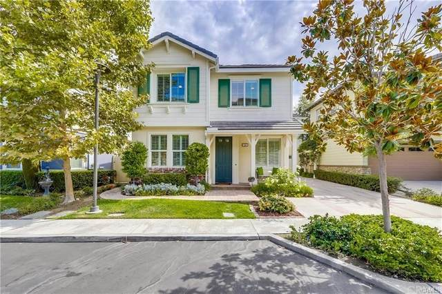 114 Summit Pointe, Lake Forest, CA 92630 (#TR21208890) :: Blake Cory Home Selling Team
