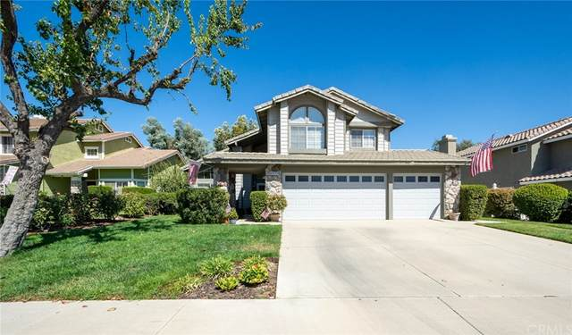 13064 Thicket Place, Corona, CA 92883 (#IG21209209) :: Corcoran Global Living