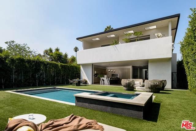 616 N Martel Avenue, Los Angeles (City), CA 90036 (#21786380) :: The Laffins Real Estate Team