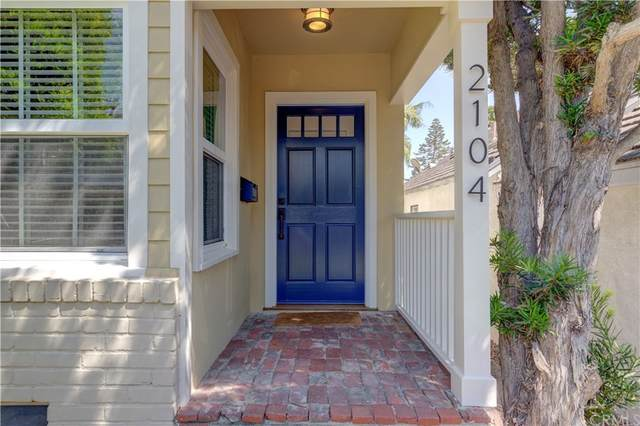 2104 Grandview Avenue, Manhattan Beach, CA 90266 (#SB21209175) :: Corcoran Global Living