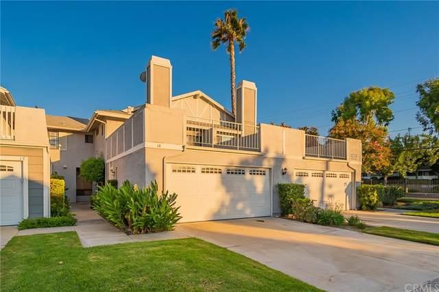 15733 Tetley Street 1B, Hacienda Heights, CA 91745 (#TR21206307) :: American Real Estate List & Sell