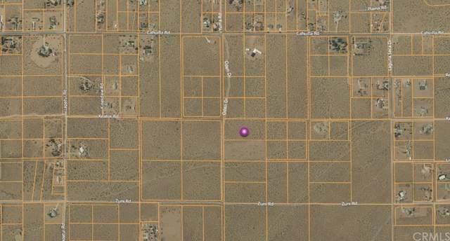 0 Oden, Apple Valley, CA 92307 (#EV21209309) :: Compass