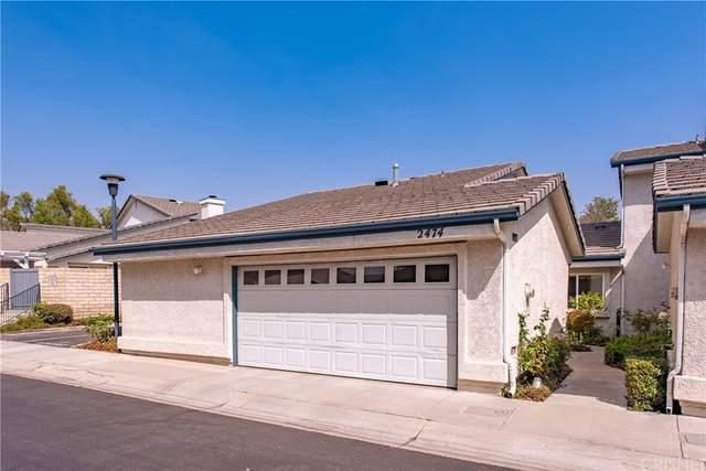 2474 Manet Lane, Simi Valley, CA 93063 (#SR21208211) :: Compass