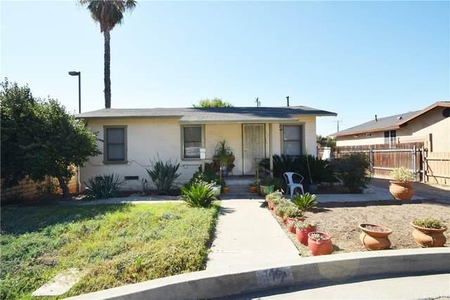 768 Valadez Street, Upland, CA 91786 (#CV21202602) :: Jett Real Estate Group