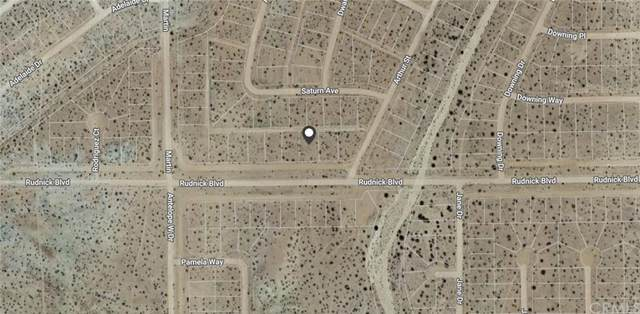 0 Rudnick, California City, CA 93505 (#IV21209343) :: Team Forss Realty Group