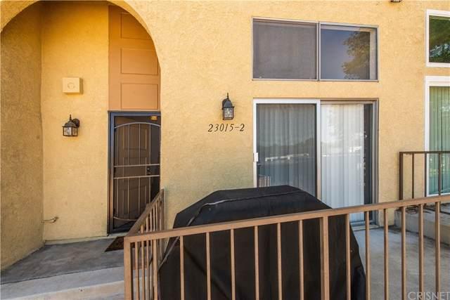 23015 Del Valle Street #2, Woodland Hills, CA 91364 (#SR21209366) :: Corcoran Global Living