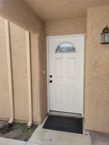 10331 Lindley Avenue #105, Northridge, CA 91326 (#SR21209367) :: Corcoran Global Living